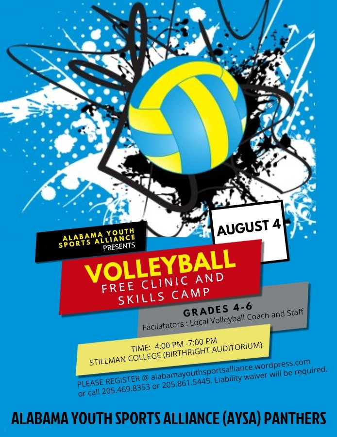 Volleyball Free Clinic and Skills Camp